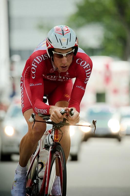 Tour de Suisse: Damien Monier