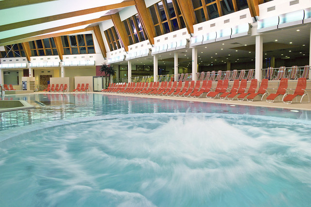 Therme Loipersdorf Thermenlagune