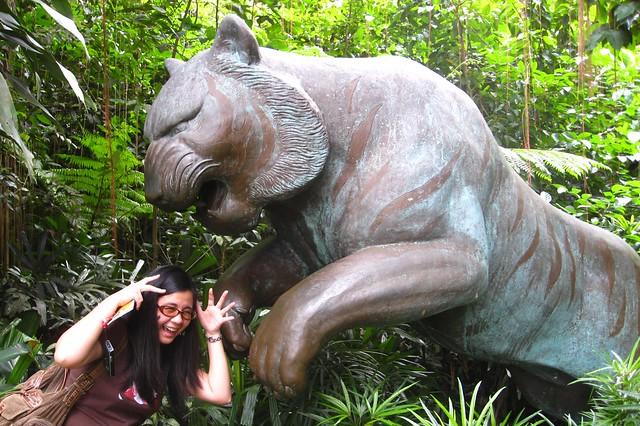 In Singapore, November 2008