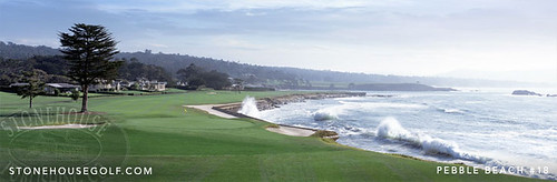 Pebble Beach #18
