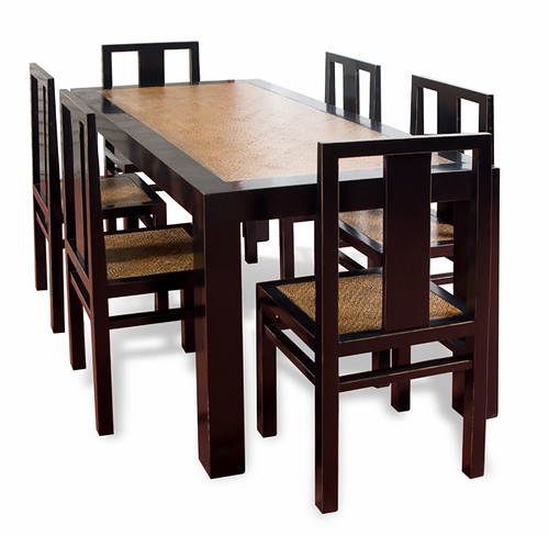 Dining table oriental dining table furniture for Dining table design photos