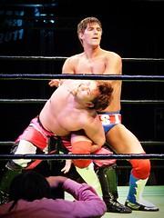 Zack Sabre Jr vs. Katsuhiko Nakajima