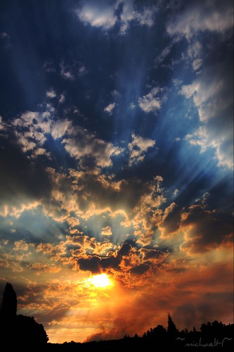 sunset sky clouds soe hdr potofgold colourartaward goldstaraward rubyphotographer wishiwasanotter