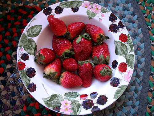 Strawberry Rug Strawberry Asian Area Rugs