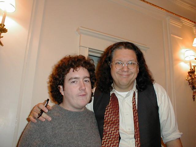 Chris (me) with Penn Jillette |...