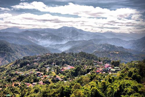 Mine's View Baguio Philippines