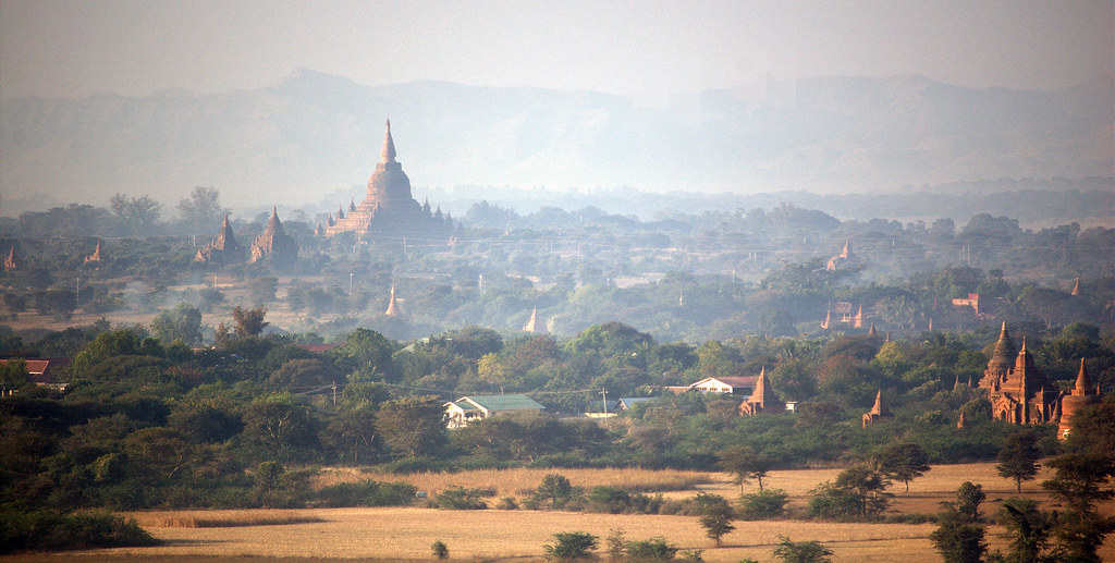 Ancient Bagan, Myanmar