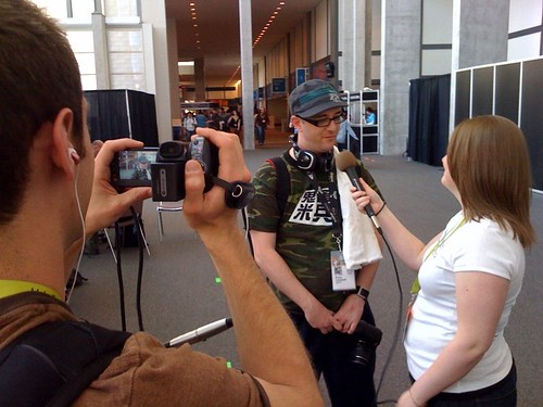 interviewing @phillcampbell at #sxsw
