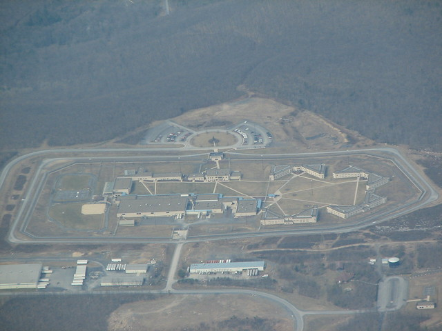 Philadelphia Federal Prison http://www.flickr.com/photos/trconrad2001/3376468698/