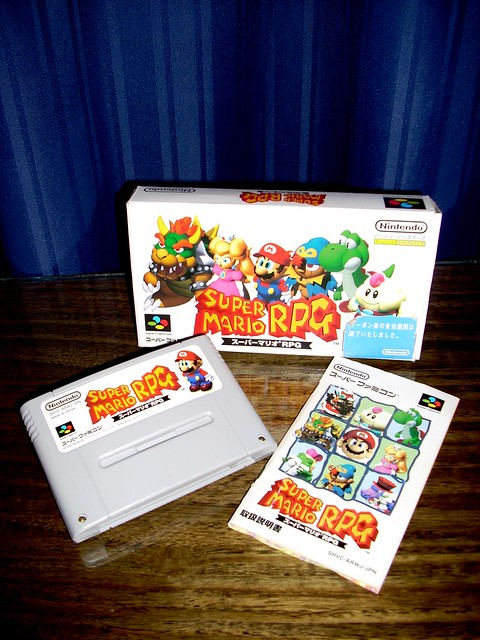 Super Mario RPG (Jap)