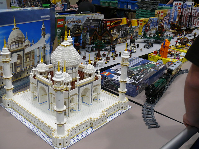 Lego Taj Mahal Time To Build