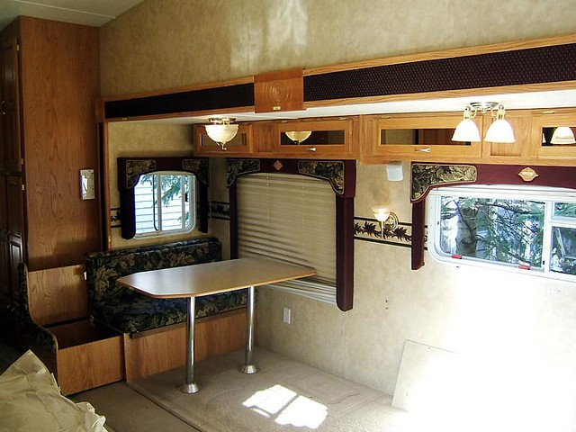 RV Living Space - pre IKEA   Flickr - Photo Sharing!