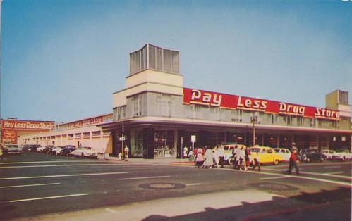 Flickr The Vintage Storefront Design 1940s 1950s Pool