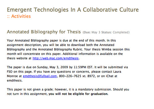Annotated Bibliography Website Apa Example