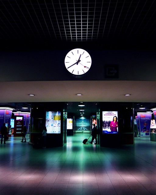 Transit spatio-temporel