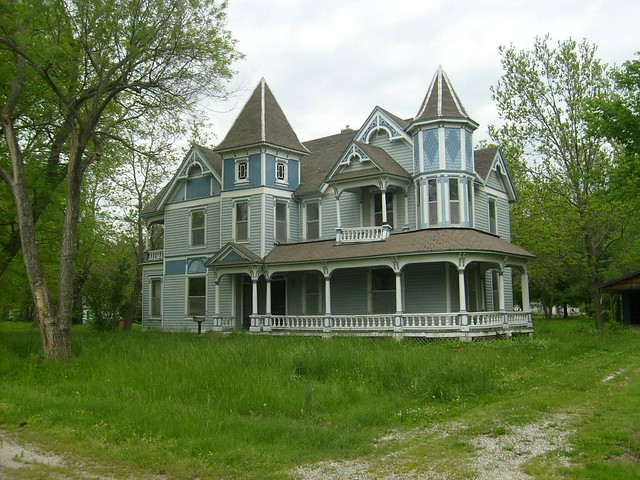 Victorian Home In Rich Hill Missouri Flickr Photo Sharing