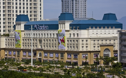 The Garden Mall Vietnam Real Estate Report
