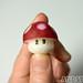 How to make a radish mushroom and Mario mushroom