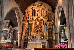 Lamballe Church HDR