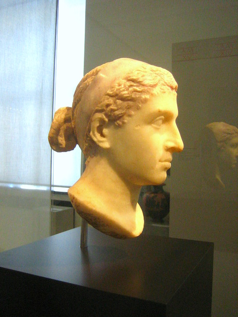 Bust of Cleopatra - Altes Museum, Berlin