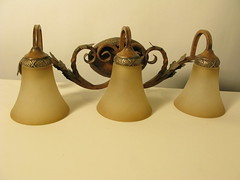 3 Lamp Fixture