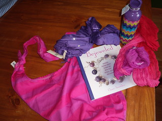 Pink and Purple swap