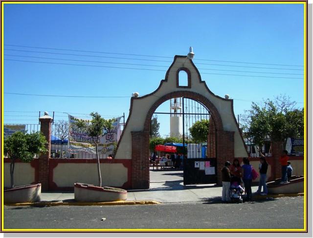 Parroquia Nuestro Señor del Perdón (Nezahualcóyolt) Estado de México