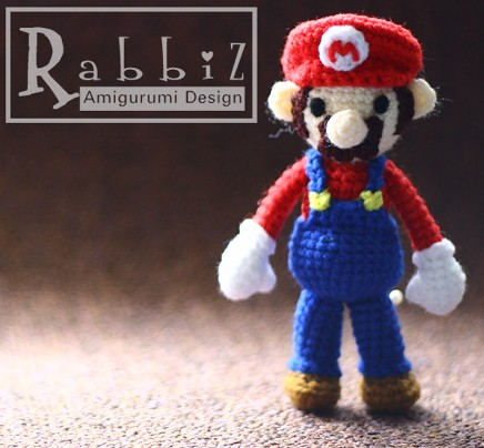 Amigurumi Mario Anleitung : Amigurumi Mario Flickr - Photo Sharing!