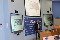 Aula de Marketing 2014 de Deusto Business School: Juan del Real