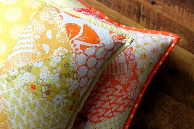 Sunny Pillows