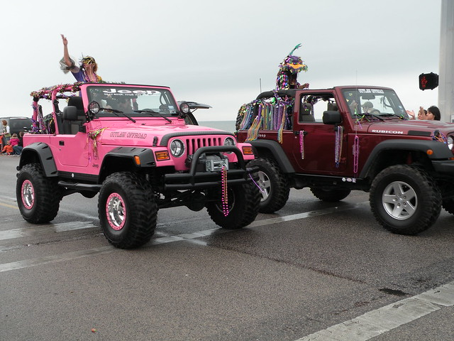 Pink Jeep Burgundy Jeep Flickr Photo Sharing