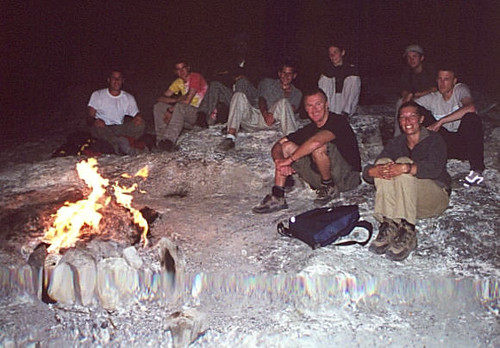 Eternal Fire of the Chimera, Olympus, Turkey April 2001  Flickr - Photo Shar...