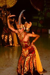 Bali Dancers / Balinese Dance - Head Dress