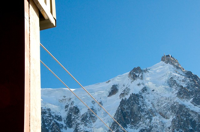 Header of Aiguille Du Midi