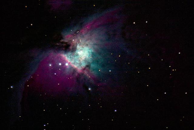from small telescope orion nebula - photo #18