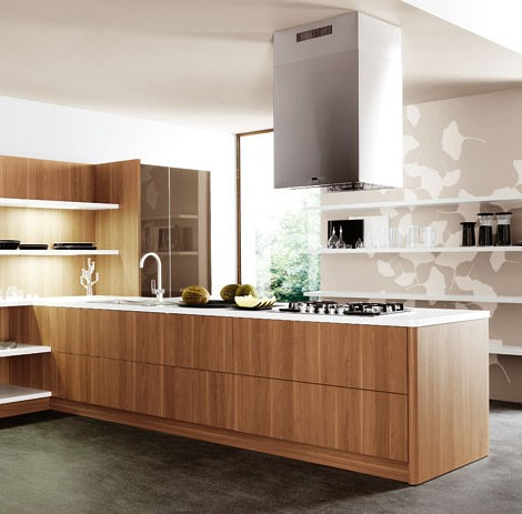 plywood kitchen picture  Flickr - Photo Sharing!