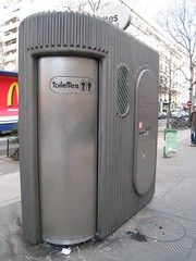 outdoor structure(0.0), storage tank(0.0), public toilet(1.0), portable toilet(1.0),