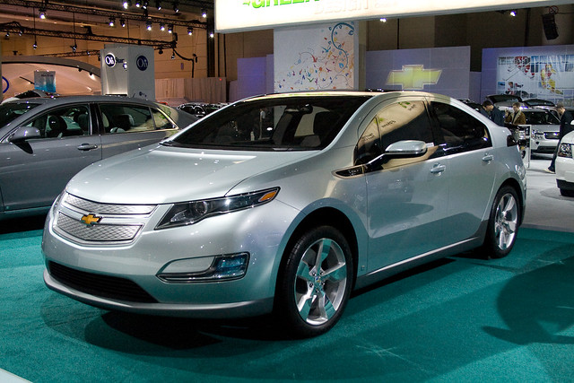 Chevy Volt Advantages and Disadvantages http://www.flickr.com/photos/upsidedownjim/3337062630/