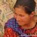 Indigenous Woman at Antigua Market, Guatemala