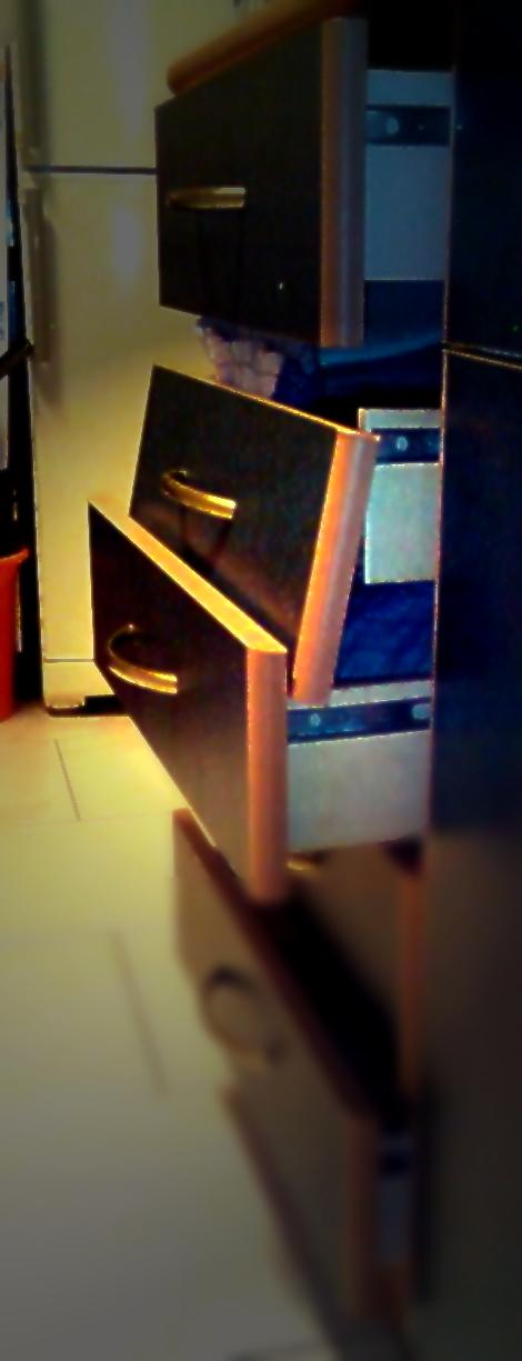 Schubladen - Drawers