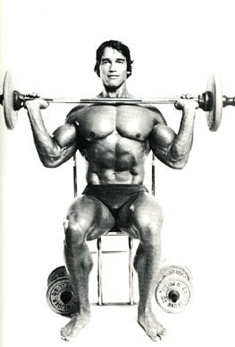 Arnold shoulder press 2018 images pictures arnold dumbbell arnold front shoulder press arnold shoulder press malvernweather Gallery