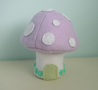 Easter mushroom three!