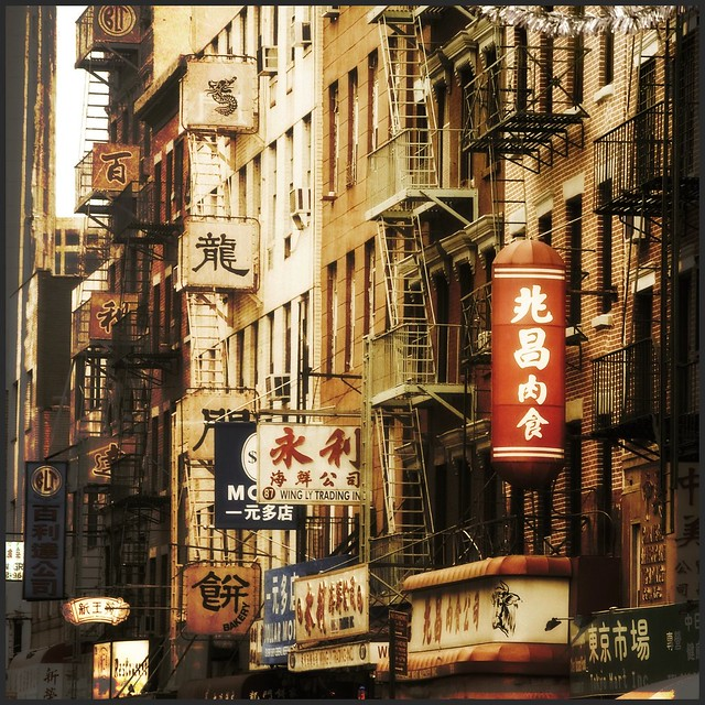 take me to china town