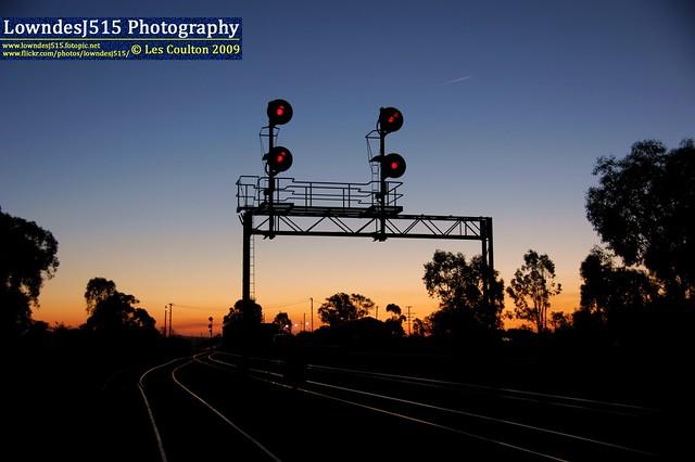 Chiltern Loop at dusk by LowndesJ515