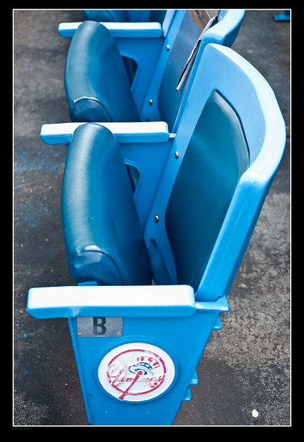 Yankee Stadium Bleacher Seats Submited Images