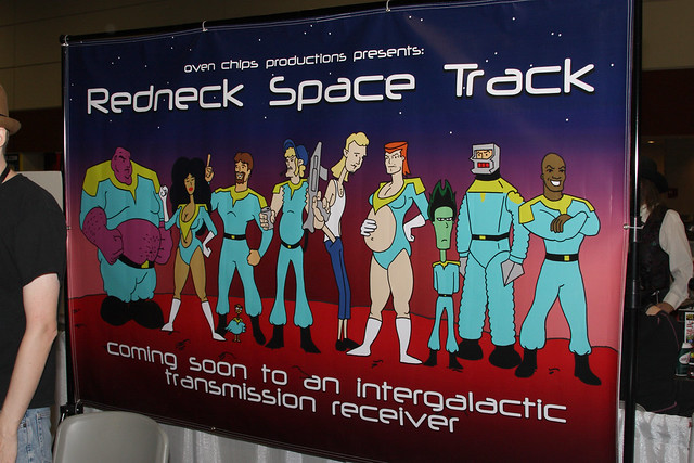 Redneck Space Track | Flickr - Photo Sharing!