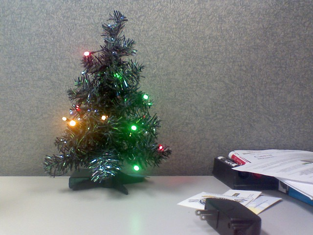 office christmas tree flickr photo sharing