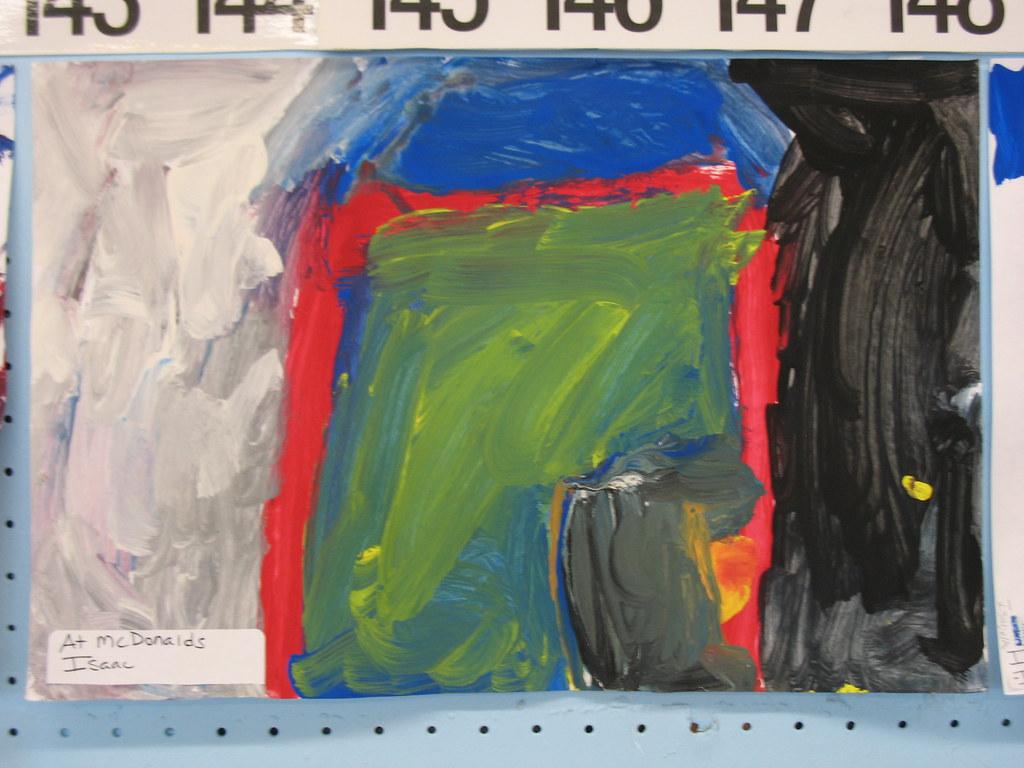 PS38 Wolfe K Gramphrey Paint full palette tempera 4