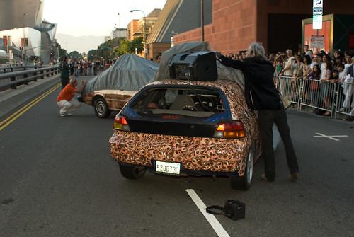 Flesh Car Crash | OJO | Engagement Party