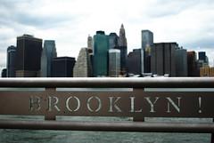Manhattan des de Brooklyn